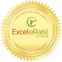 Excelerate Illinois - Gold Circle of Excellence Winner