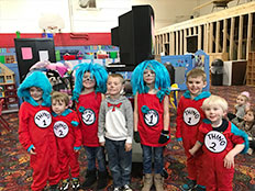 Excursions and Special Events - Dr Seuss Day- Green Eggs and Ham