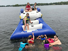 Excursions and Special Events - Lake Fun Day