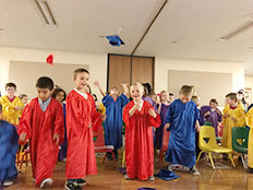 Excursions and Special Events - Pre-K graduation family event