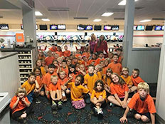 Excursions and Special Events - Bowling
