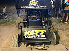 Excursions and Special Events - Sprint car Robin's Nest night