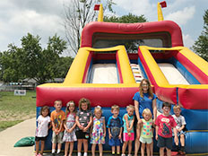 Excursions and Special Events - 4th of July BBQ & Bounce House