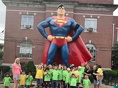 Excursions and Special Events - Superman Museum
