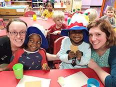 Women With Children Staff - Robins Nest Learning Center